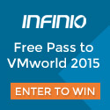 Free Pass to VMworld !