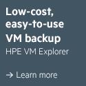 HPE VM Explorer