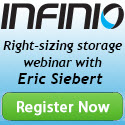 Right-Sizing Storage with Infinio