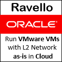 Run VMware VMs with L2 network as-is in the Cloud