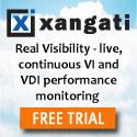 Xangati Free Trial