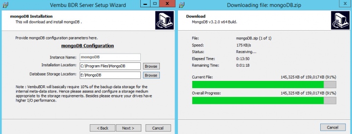 MongoDB Download and Installation