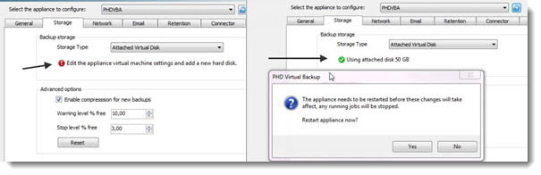 Review of PHD Virtual Backup 5.1 for VMware vSphere 4.1