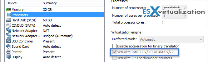 Windows 2016 server Hyper-v