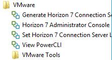 VMware Horizon 7 Installation and configuration
