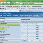 Create VLAN user Interface