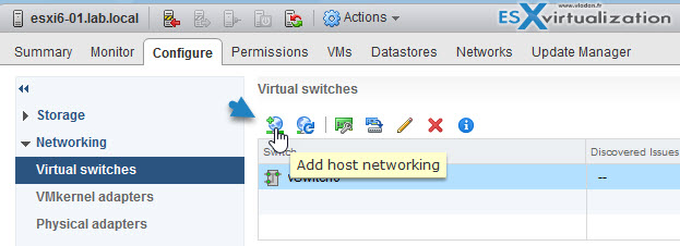 Add host networking