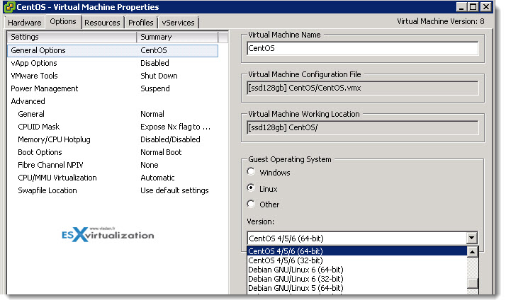 How To Install VMware Tools in CentOS based VMs easily | ESX