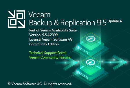 Veeam Backup Community Edition - Download Now | ESX Virtualization