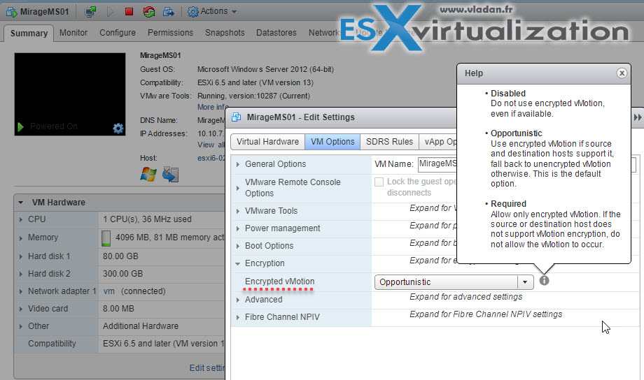 VCP6 5-DCV Objective 2 - Secure ESXi and vCenter Server | ESX