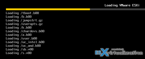 ESXi 6 configuration maximums