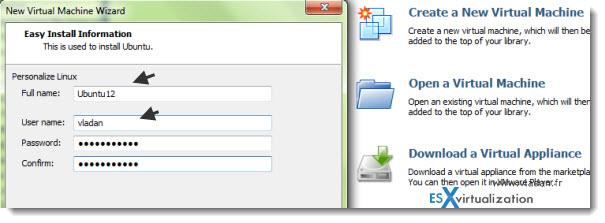 How to install latest Ubuntu desktop Linux in VMware Player