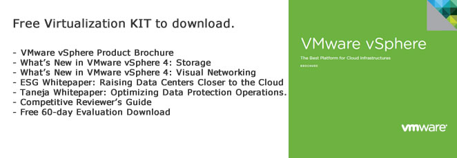 Free Virtualization Kit from VMware to download