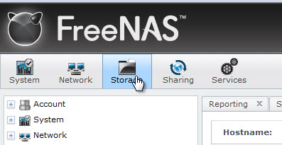 VMware Home Lab: building NAS at home to keep the costs down