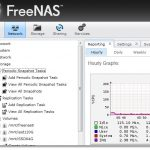 Installing FreeNAS 8 and taking it for a spin