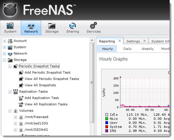 How to install and configure FreeNAS 8