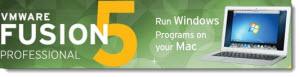 VMware Fusion and Fusion Pro 5.0.3