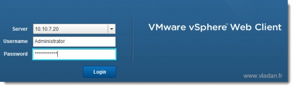 How-to register vSphere Web client with vCenter in vSphere 5