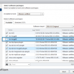 VMware vSphere 6.5 and New Image builder GUI – LAB