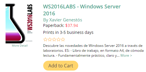 Windows Server 2016 book