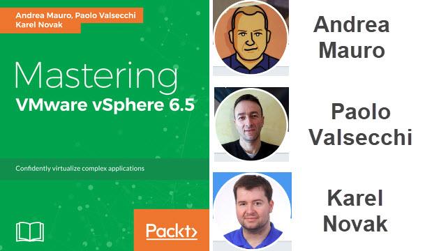 Mastering VMware vSphere 6 5 | ESX Virtualization