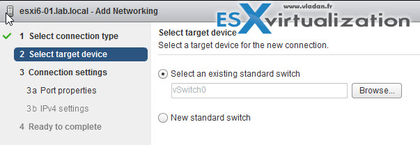 Multi-nic vMotion with VMware vSphere - select target device