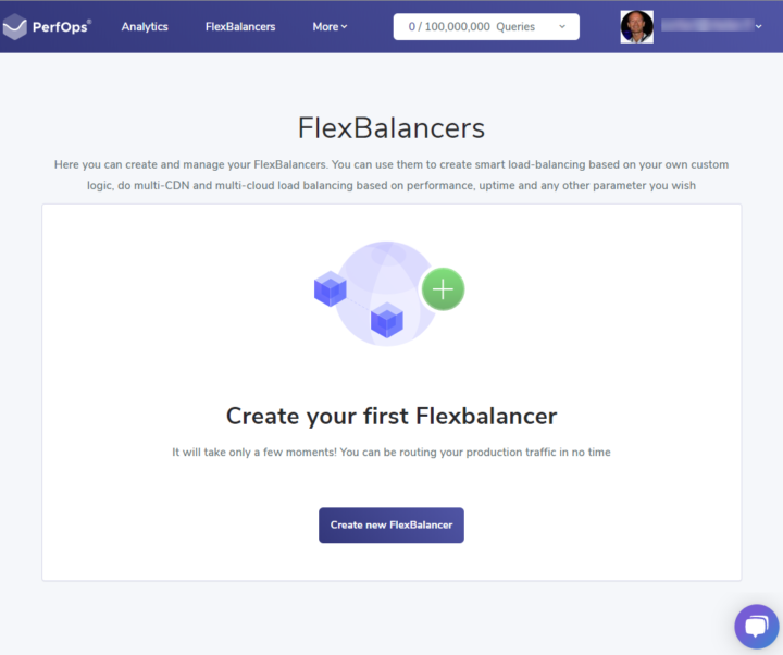 New FlexBalancer