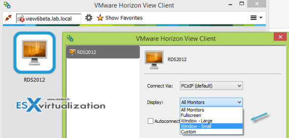 How to add RDS functionality to Horizon View 6 | ESX