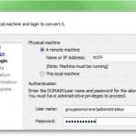 Use VMware Workstation 7 for P2V