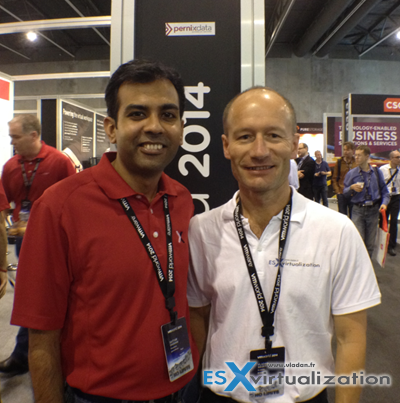 VMworld 2014 and Satyam Vaghani (Mr. VMFS)