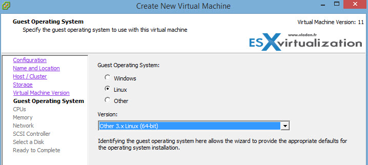 How to Install Photon OS In VMware vSphere   ESX Virtualization