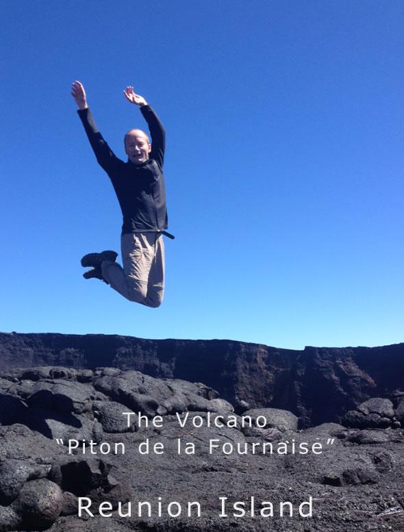 Piton de la Fournaise - Done!