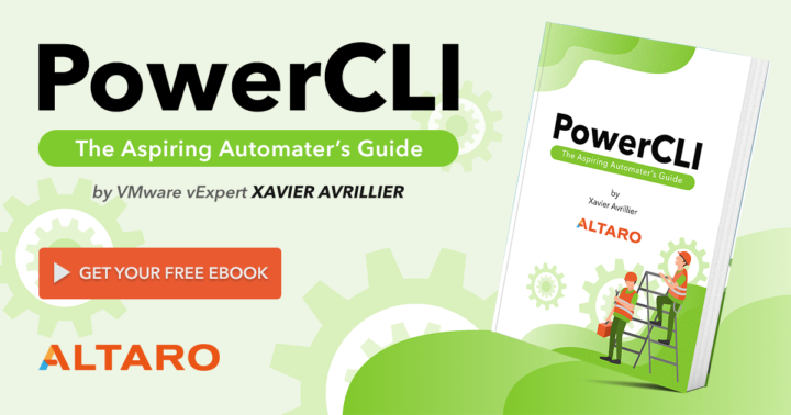 PowerCLI: The Aspiring Automator's Guide