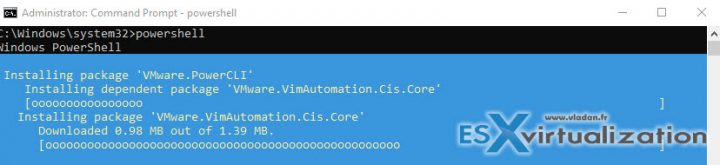How To Install VMware PowerCLI via PowerShell | ESX
