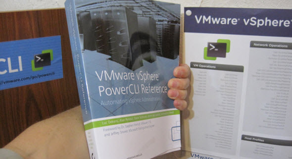 VMware vSphere PowerCLI Reference - The Book
