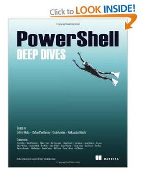 PowerShell Deep Dives - New Book | ESX Virtualization