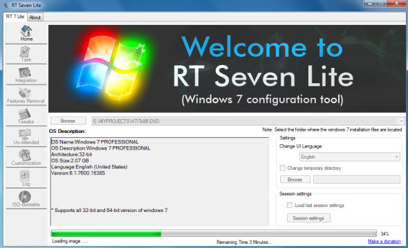 smallest windows 7 iso download