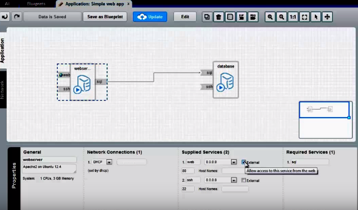 How To Create Multi-VM Application in Ravello | ESX