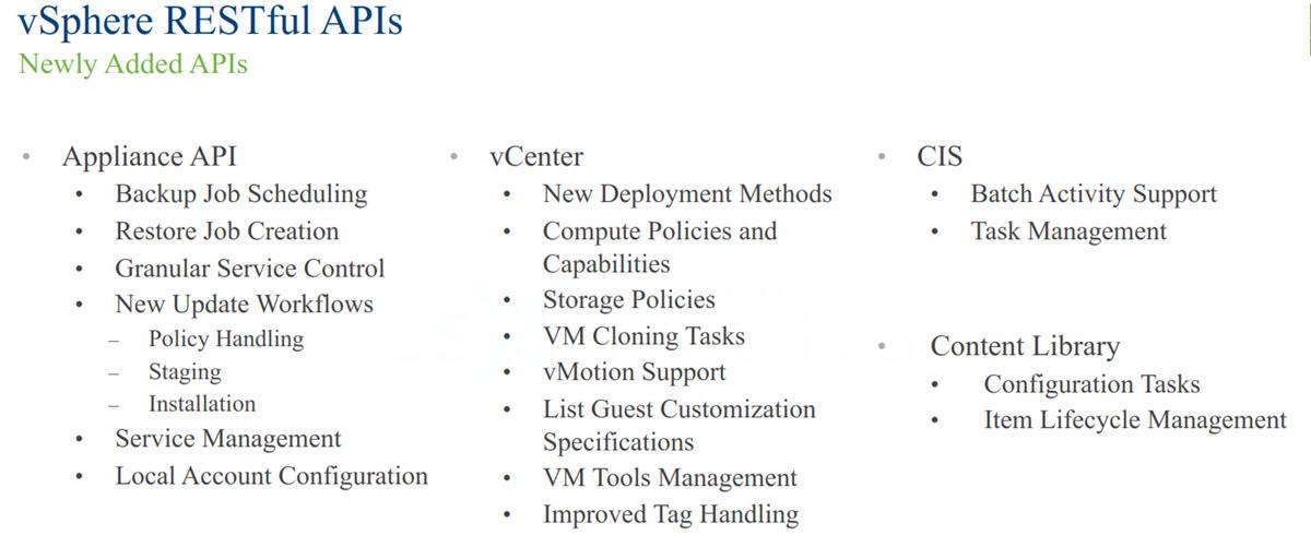 VMware vSphere 6 7 - vSphere Update Manager (VUM) HTML5 and