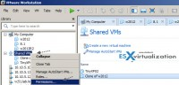 How to share Workstation 10 VM