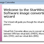Free tools to convert VHD into VMDK and vice versa