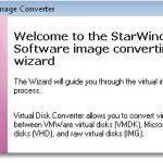 Free tools to convert VHD into VMDK and vice versa