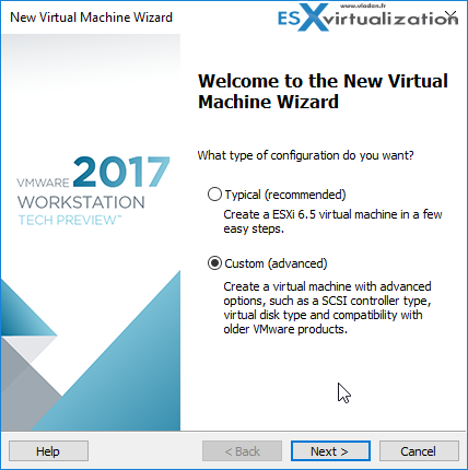 Tech Preview Workstation 2017