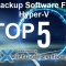 Top5 Backup Software