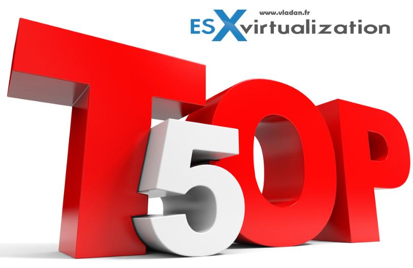 TOP 5 Backup Software for VMware Infrastructure - Part 2 | ESX