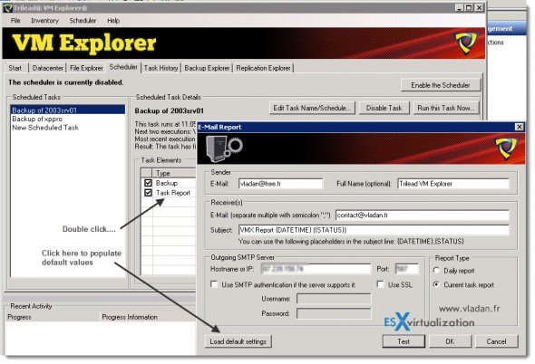 Trilead-VM-Explorer-4.0 - E-mail Reporting - How it works?