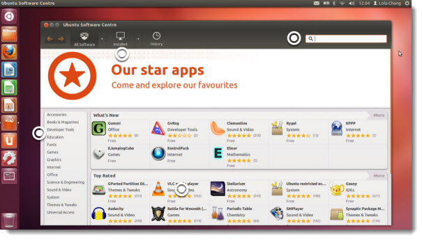 Latest Ubuntu Desktop