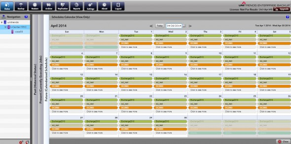 Unitrends Enterprise Backup (UEB) 7.4