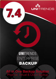 Unitrends Enterprise Backup 7.4
