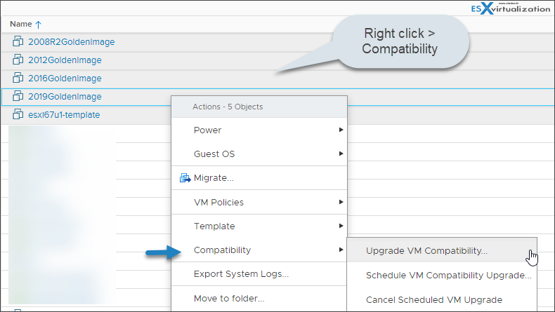 VCP6 7-DCV Objective 5 3 - Identify impacts of VM